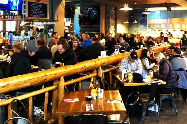 Kickapoo Tavern Inside Kickapoo Tavern